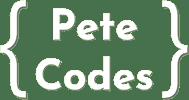 Pete Codes