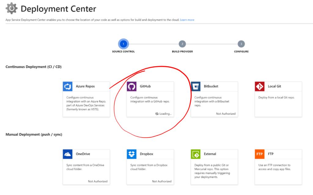 Azure App Service Web Apps